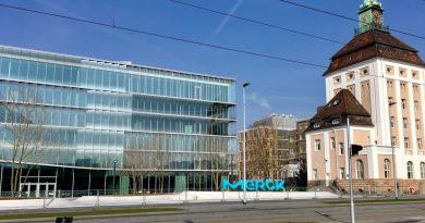 Merck pharma giant