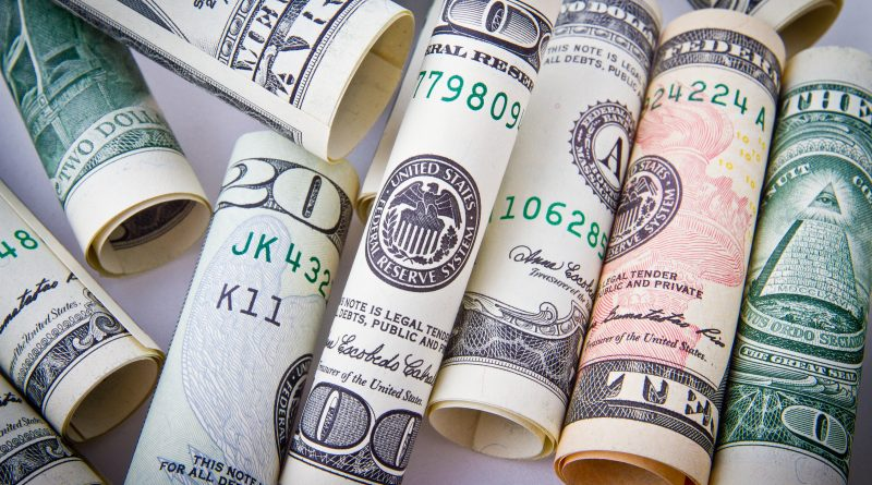 decorative money image