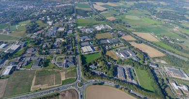 High-containment Facility in Louvain-la-Neuve