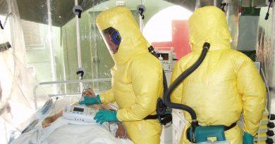 ebola isolation