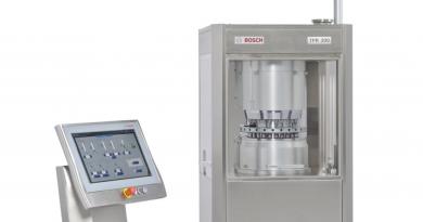 CGMP Manufacturing Facility equipment