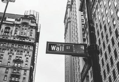 decorative wall street