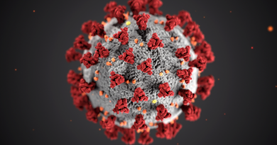 covid-19 virus decorative vector
