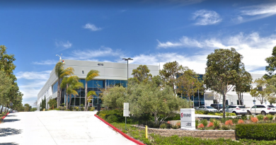 decorative image of gilead sciences in california