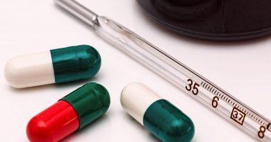 covid-19 drug development decorative