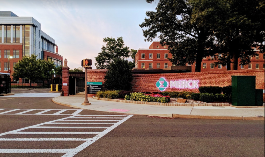 Merck & Co., Inc Kenilworth, New Jersey
