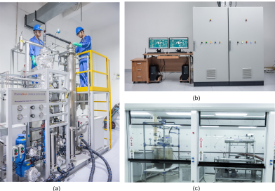 Chemistry and Engineering Technology Center (CETC) Pharmablock China