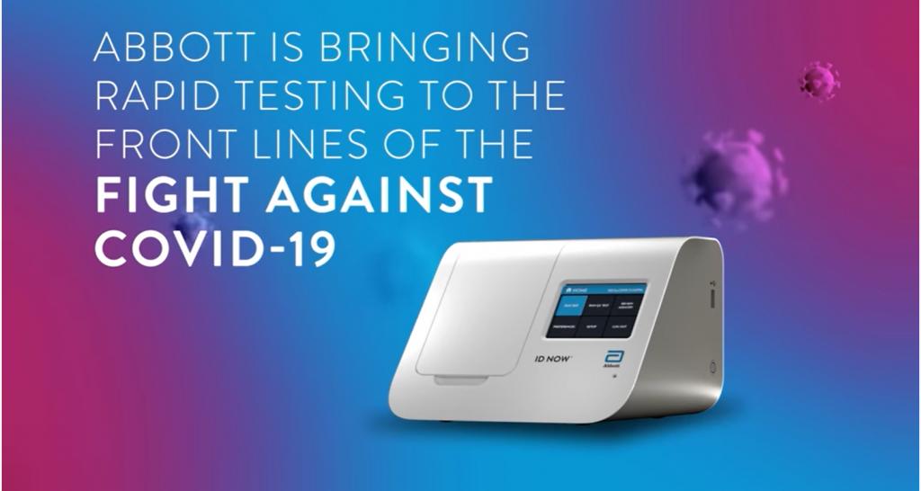 abbott molecular point-of-care COVID-19 test