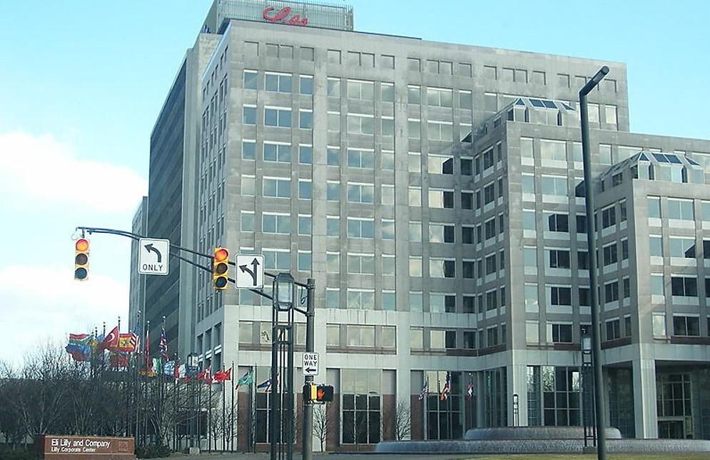 Eli Lilly headquarters Indianapolis. Photo: Glassdoor
