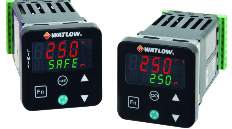 panel-mount temperature controllers