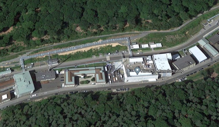 GMP plant mRNA manufacturing Germany