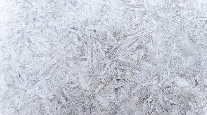 decorative ice