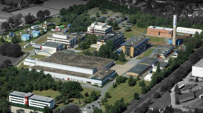 baxter manufacturing facility