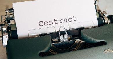 decorative contract