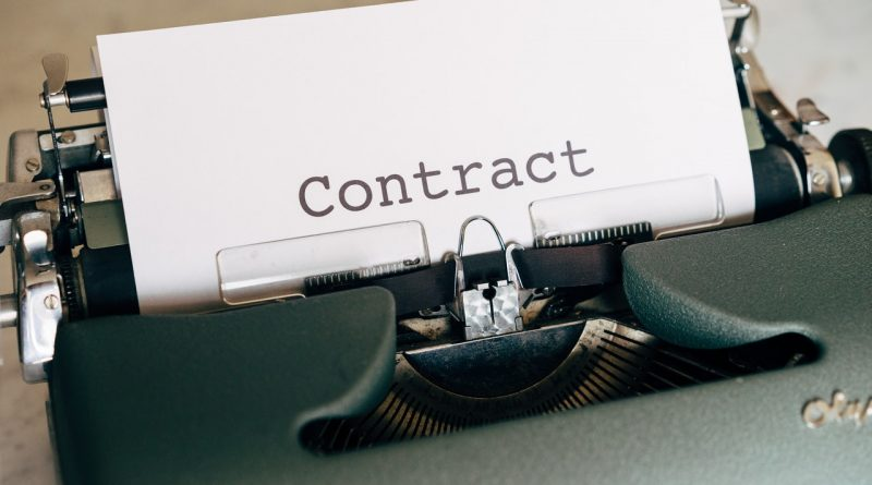 decorative contract