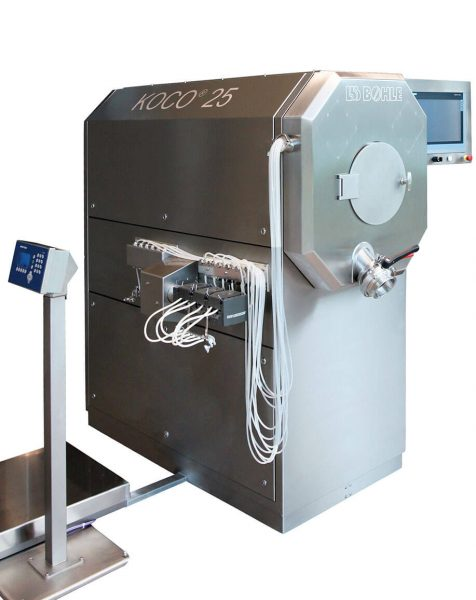 KOCO® Semi-continuous tablet Coating machine