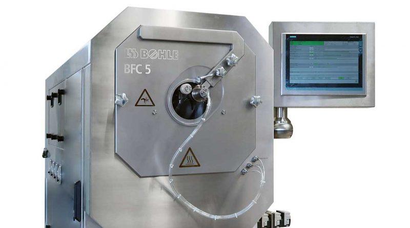 laboratory coater