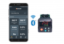 New Watlow 1/32 DIN Controller First to Feature Bluetooth® Wireless Technology