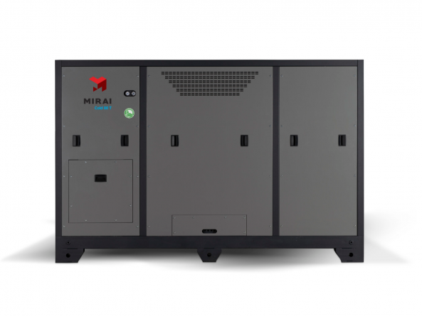 ultra-low temperature air cycle refrigeration machine