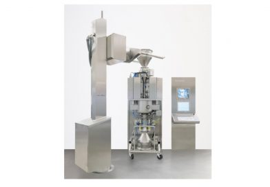 all-in-one system for blending, sieving, wet granulation and tableting